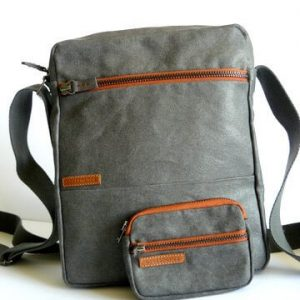 Crossover men bag front view