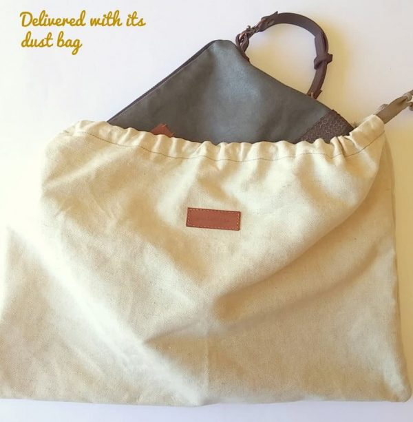 dust bag for Crossbody day bag