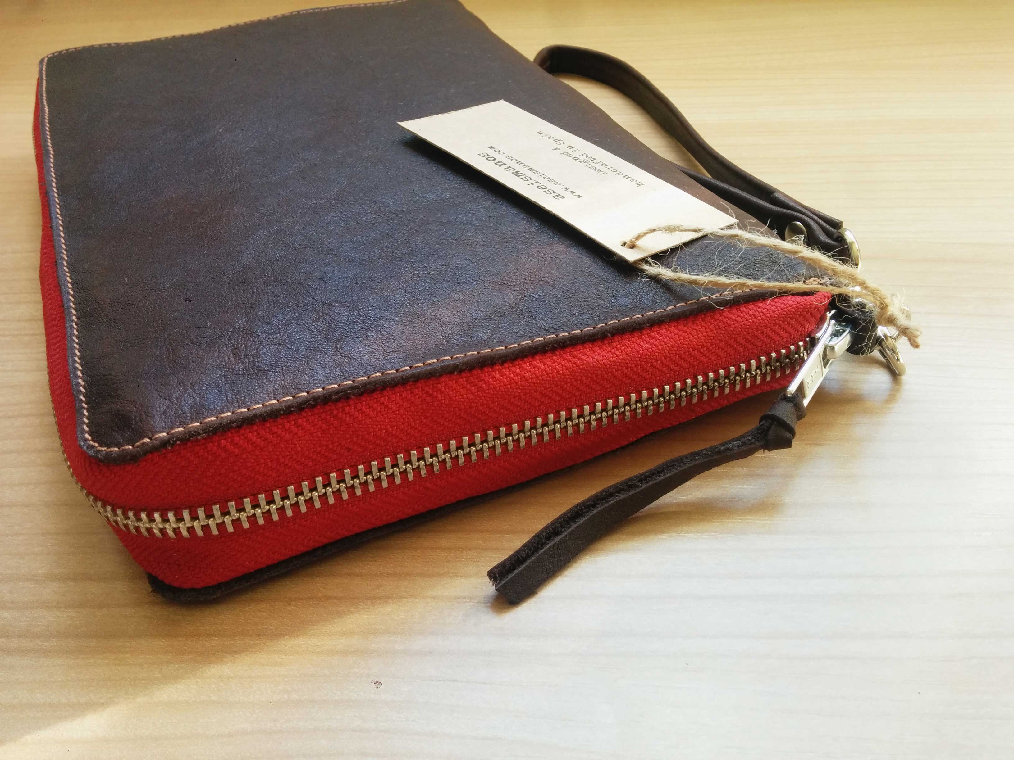 A5 Leather Notebook Cover For Moleskine Or Leuchtturm