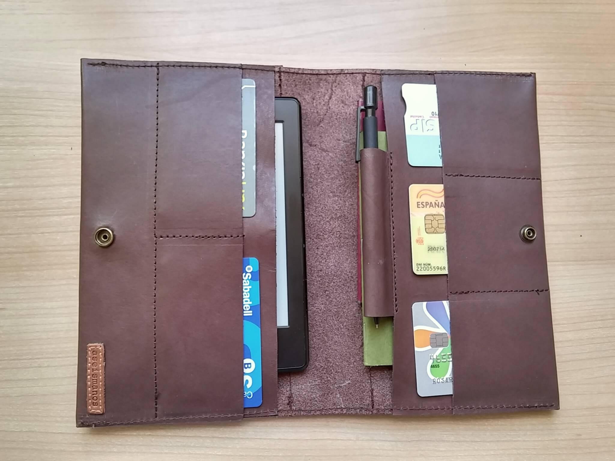 travel organizer wallet