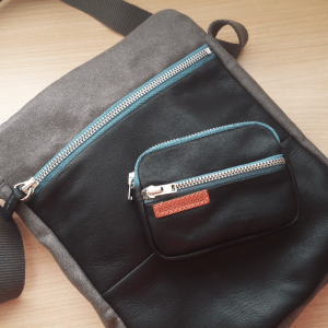 bag and wallet together
