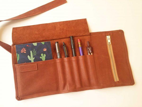 leather-pencil-case