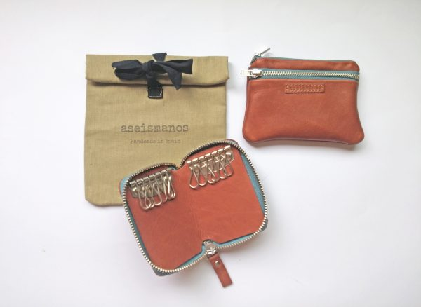 gift set wallet keyring