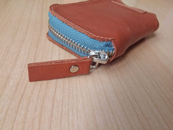 keyring zip pull