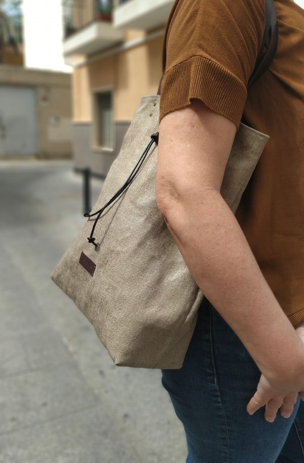 bag side view