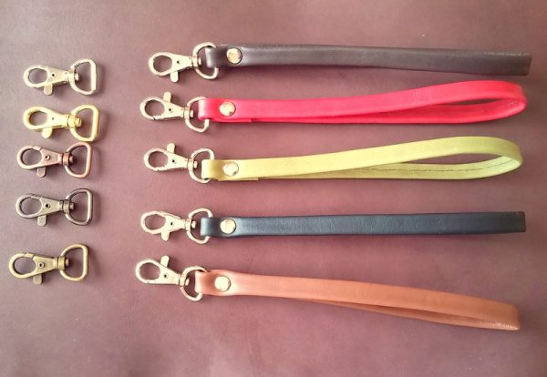 showing strap and hook options