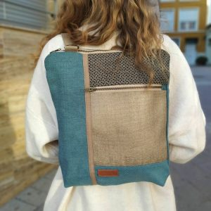 backpack front view