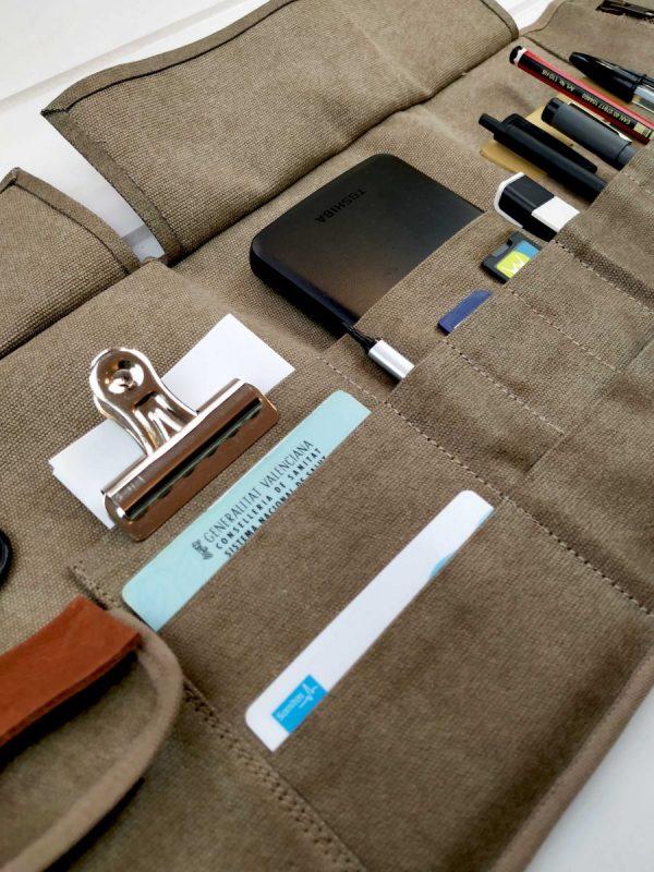 tech wrap close view