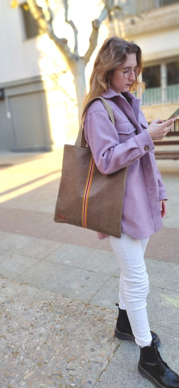 canvas tote bag proportions