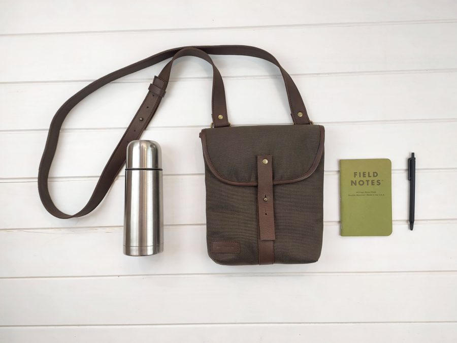 mens satchel bag capacity